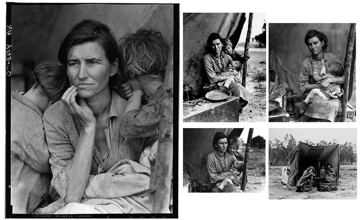Dorothea LANGE - Fotoğrafçı