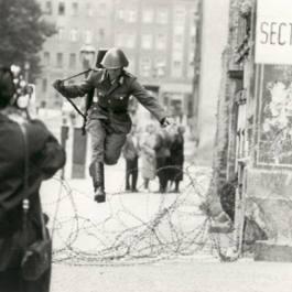 Peter Leibing. Berlin. 1961.
