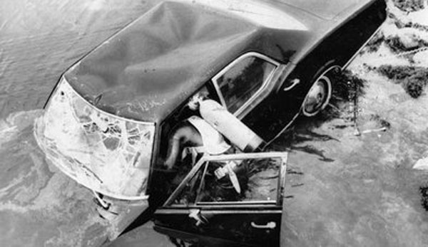Chappaquiddick Incident Iconic Photos
