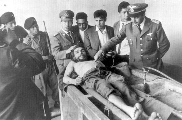Che dead in Bolivia