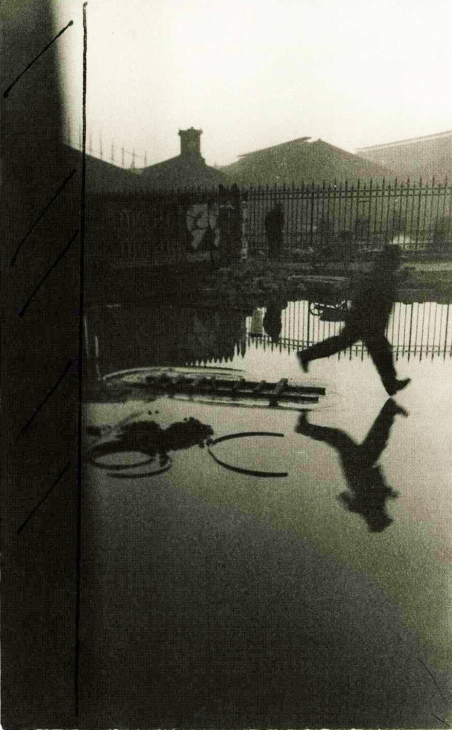 gare jpgHenri Cartier Bresson Puddle