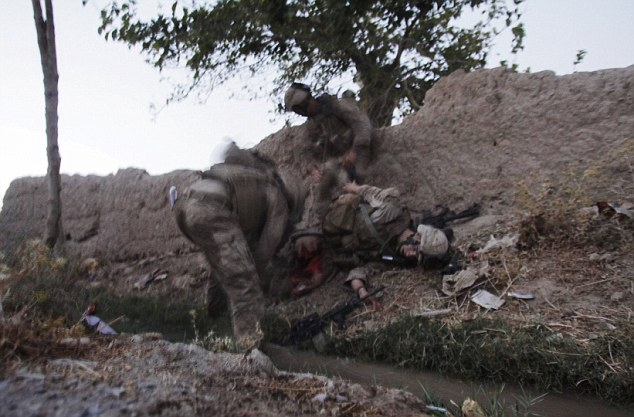 Afghanistan Death of a Marine