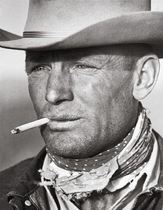 The Marlboro Man « Iconic Photos