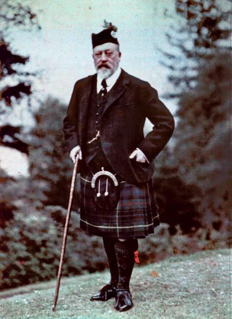 King Edward V11 taken in 1909