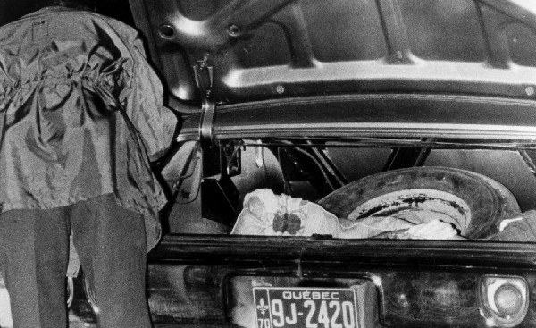 The Death of Pierre Laporte – Iconic Photos