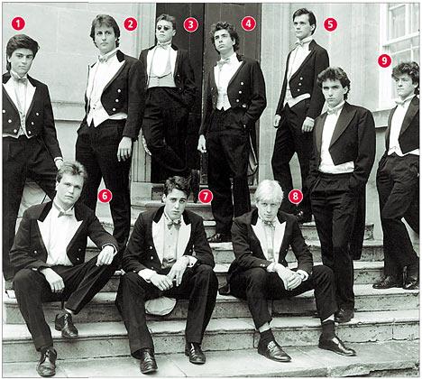 Boris Johnson Eton Photo