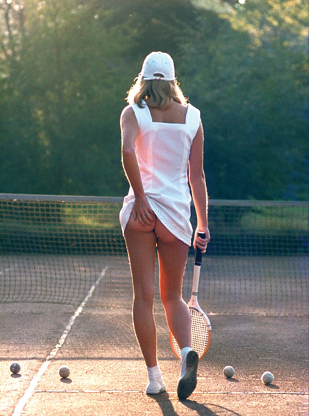 Tennis Girl Porn