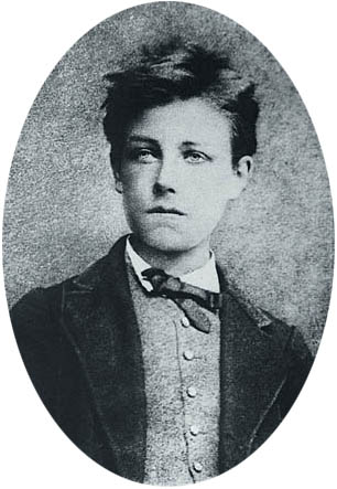 Arthur rimbaud iconic photos for Auteur romantique