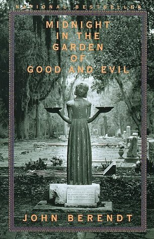 Znalezione obrazy dla zapytania midnight in the garden of good and evil cover