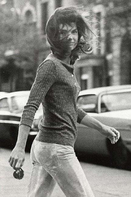 Jackie Kennedy Hustler