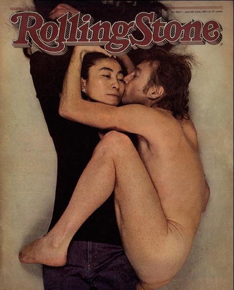 John and Yoko – Iconic Photos