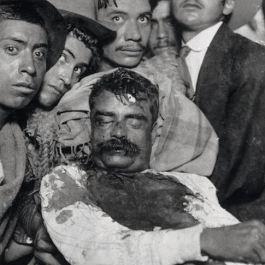 Agustin Casasola. 1919