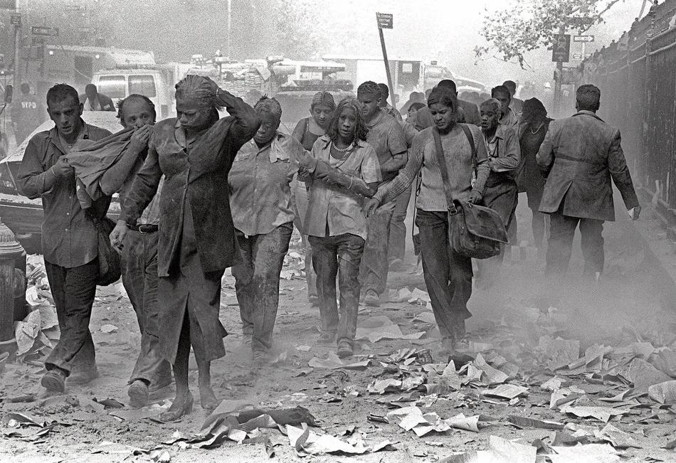 Resultado de imagen para 9-11 iconic images