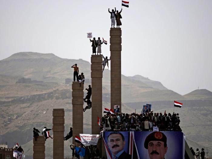 Yemen, President Saleh