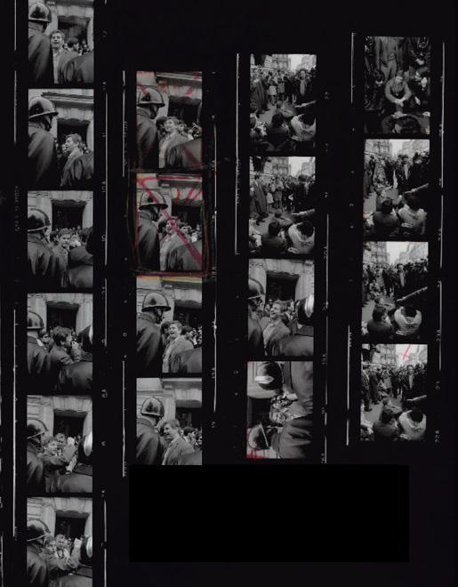 Gilles Caron Scrapbook