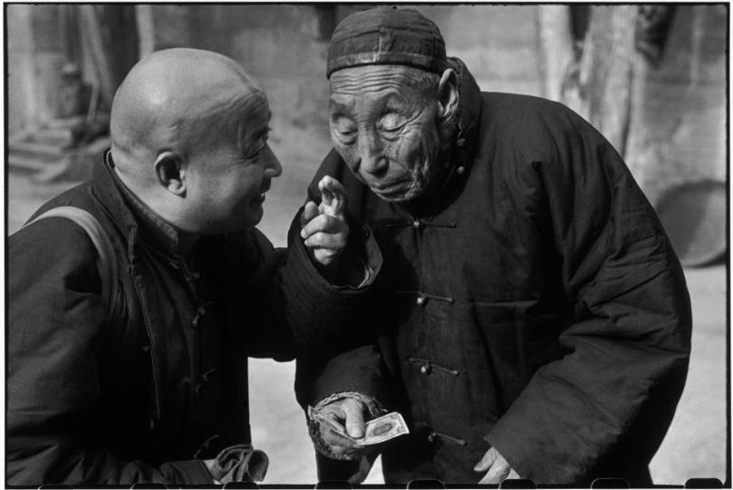 The Men Behind 'Henri Cartier-Bresson' Curtain