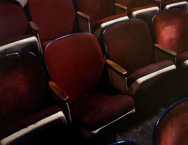 Aisle 2, Row 3, Seat 5, Texas Theatre, 231 West Jefferson Boulevard, Dallas, Texas