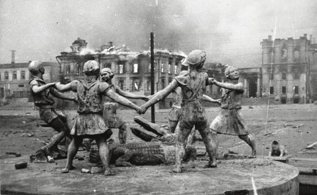 Emmanuel Evzerikhin stalingrad 1942