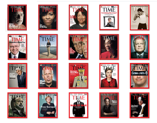 Faces of Time (2009 – 2014)